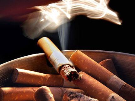 Khử mùi thuốc lá